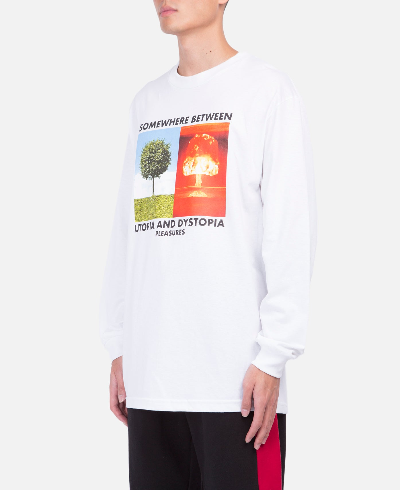 Somewhere L/S T-Shirt