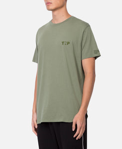 Tnp Embroidery T-Shirt (Olive)