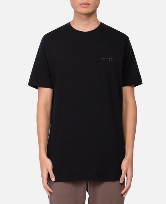 Tnp Embroidery T-Shirt (Black)
