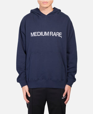 Relax Hoodie With Embroidery