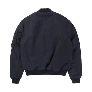 THOMASSON BOMBER JACKET (NAVY)
