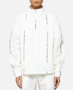 Readymade Airbag Half Zip-Up Windbreaker