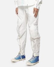 Readymade Airbag Half Stripe Tapered Trousers