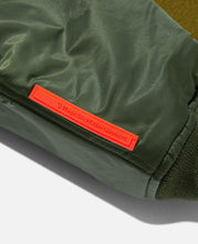 Grizzly Bomber Jacket (Olive)