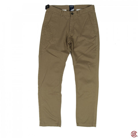 CHINO BIKE BRITISH TWILL (BEIGE)