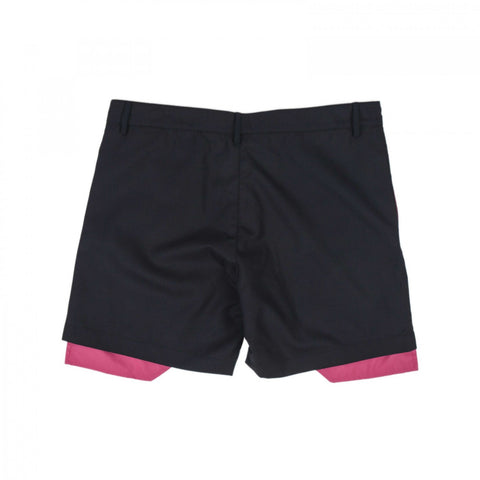 POCKETS OUT SHORTS (BLACK)