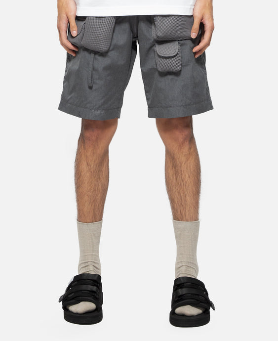 Fishing Shorts (Grey)