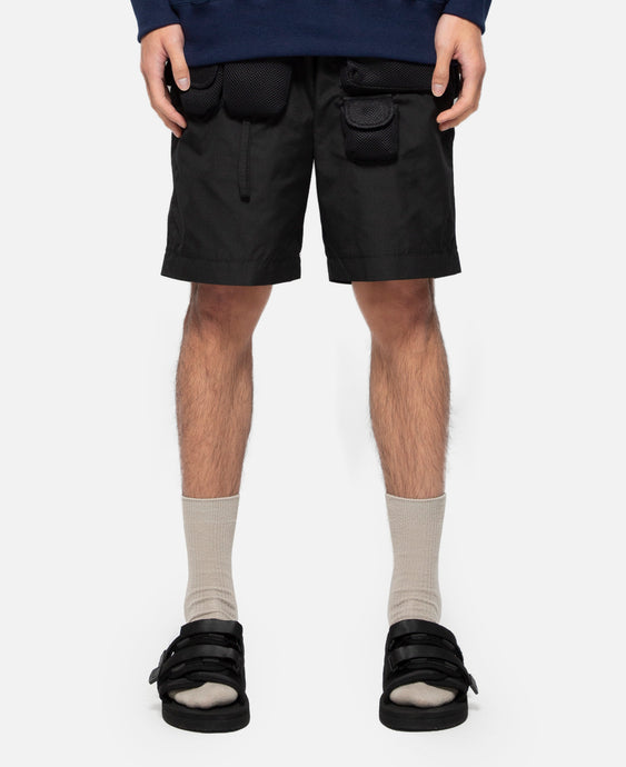 Fishing Shorts (Black)