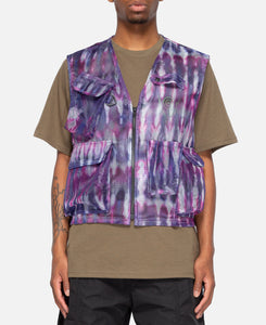 Mesh Bush Vest (Purple)
