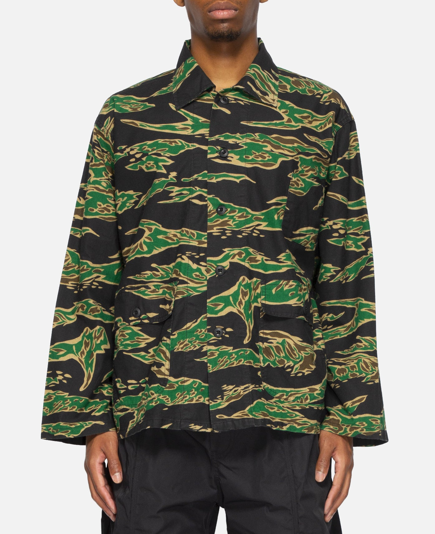 Hunting Shirt (Black)