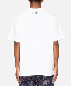 S/S Crew Neck T-Shirt (White)