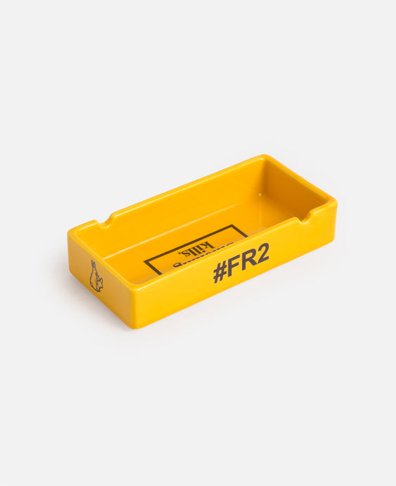 Arita Ware #FR2 Ashtray (Yellow)