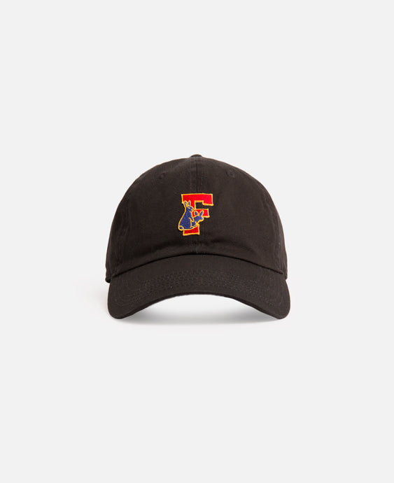 Rabbit's Foot 6p Cap (Black)