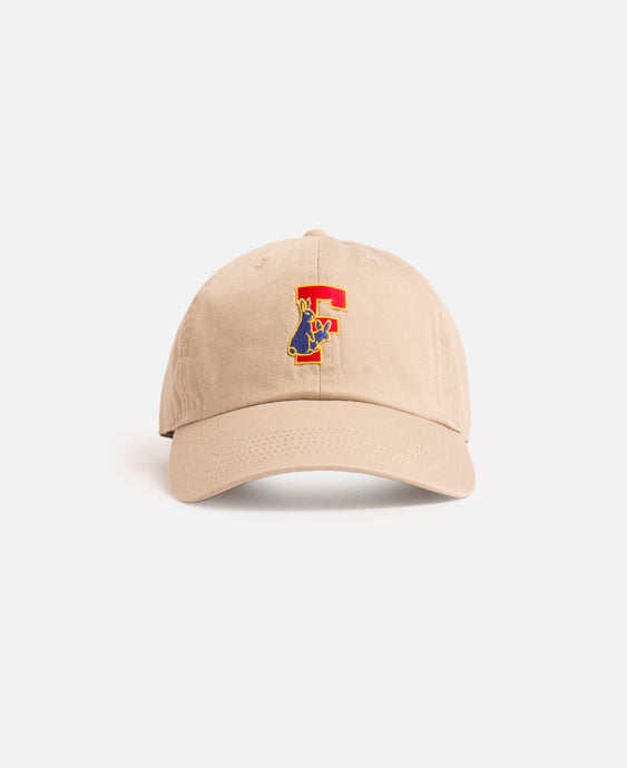 Rabbit's Foot 6p Cap (Cream)