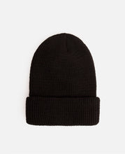Rabbit's Foot Beanie (Black)
