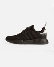 NMD R1 Molded Stripes Black