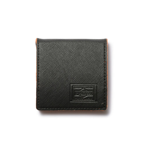 CARD CASE (LUCCA) (BLACK)