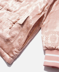 Chinese Silk Jacket (Pink)