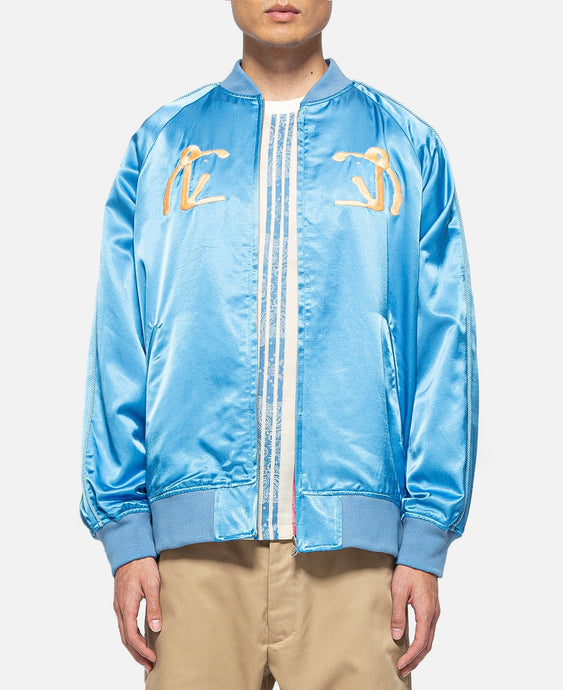 Sphinx Vision Souvenir Jacket (Blue)