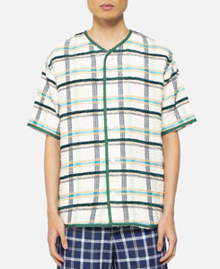 Proper Baseball Shirt (Green)
