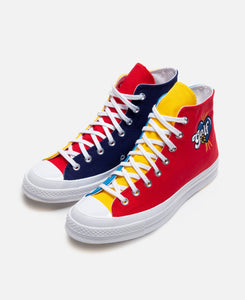 Multicolor Golf Le Fleur Edition Chuck 70 High