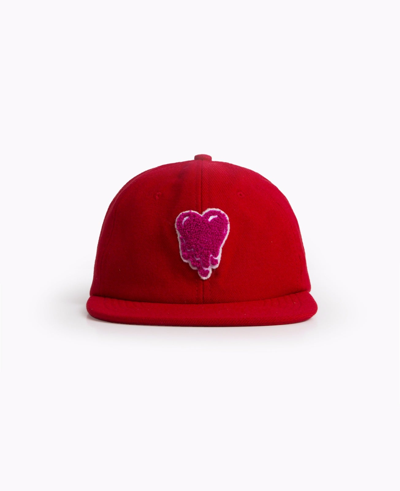 Heart Logo Hat (Red)