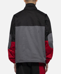 Colorblock Anorak (Black)