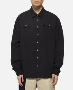 Pistol Shirt Jacket (Black)