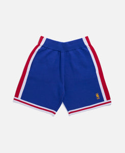 76ers 96-97 Knit Jacquard Shorts