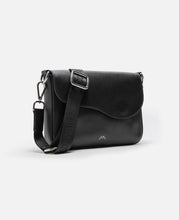 Leather Utility Bag (Black)