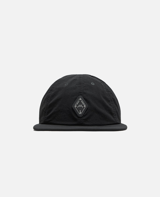 Rhombus Badge Cap (Black)