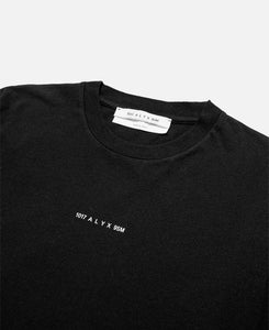 Address Logo S/S T-Shirt (Black)