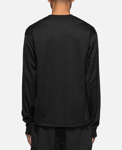 AS M NRG ACG Gift Shop Perf L/S T-Shirt (Black)