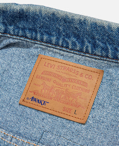 Awake / Levi's Trucker (Blue)
