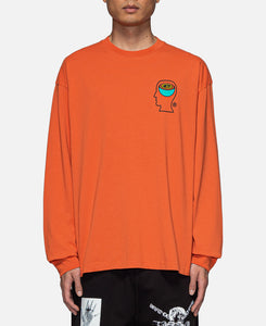 Earthworks L/S T-Shirt (Orange)