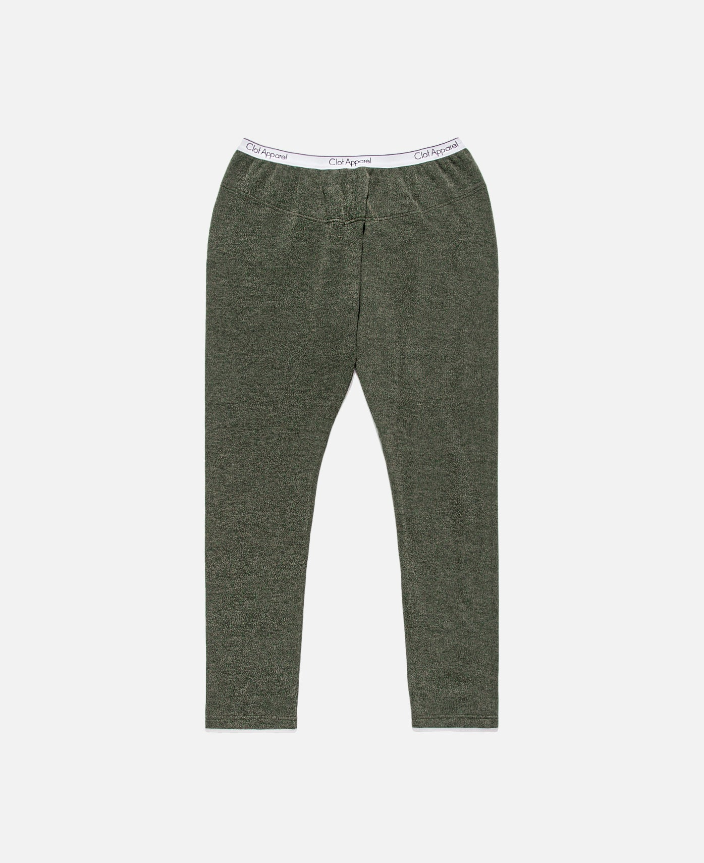 Basic Leggings (Olive)