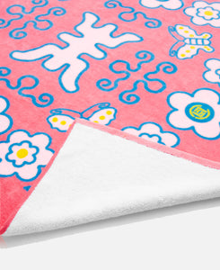Bath Towel (Pink)