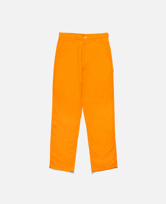 Carpenter Pants (Orange)