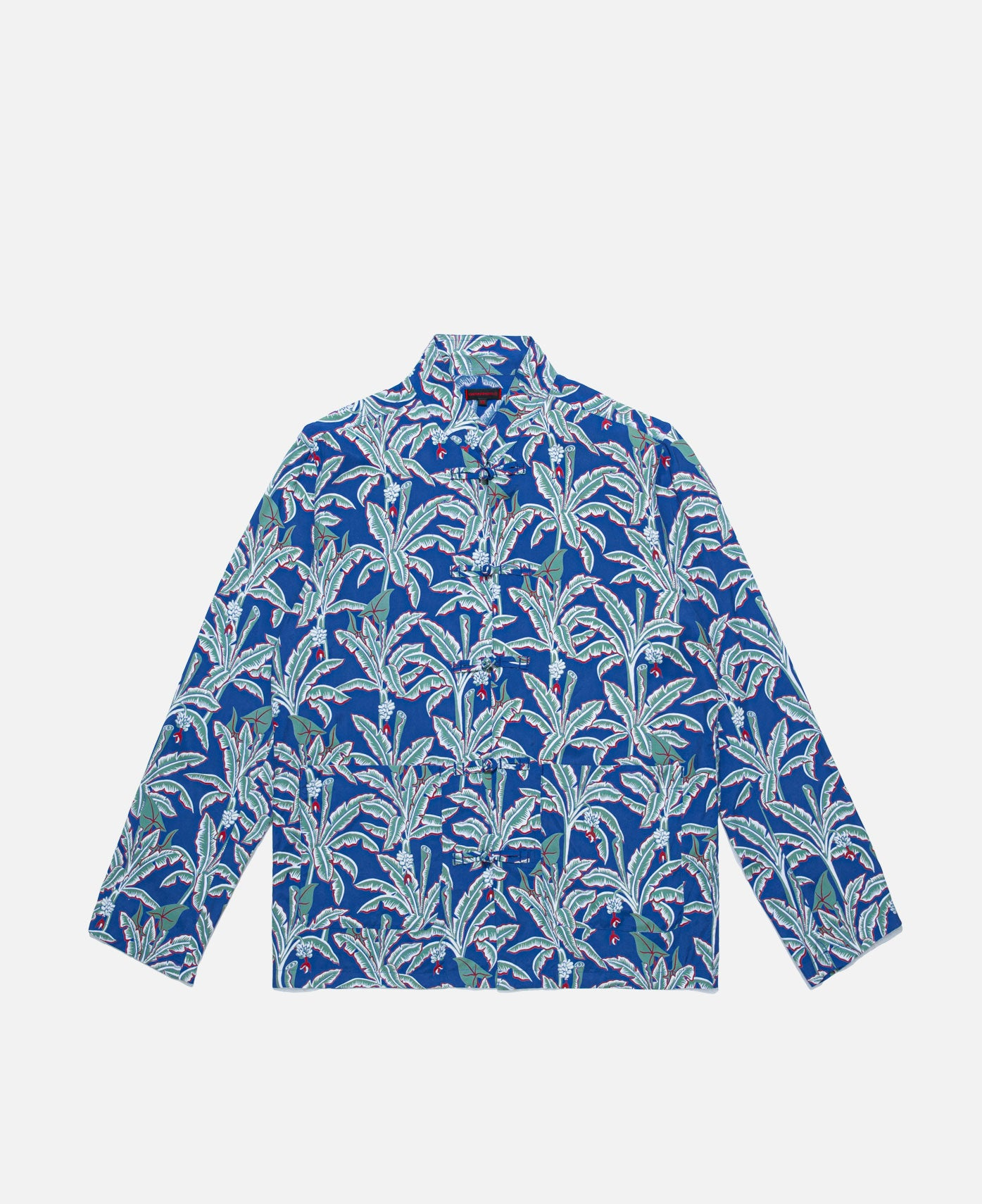 Chinese L/S Shirts (Blue)