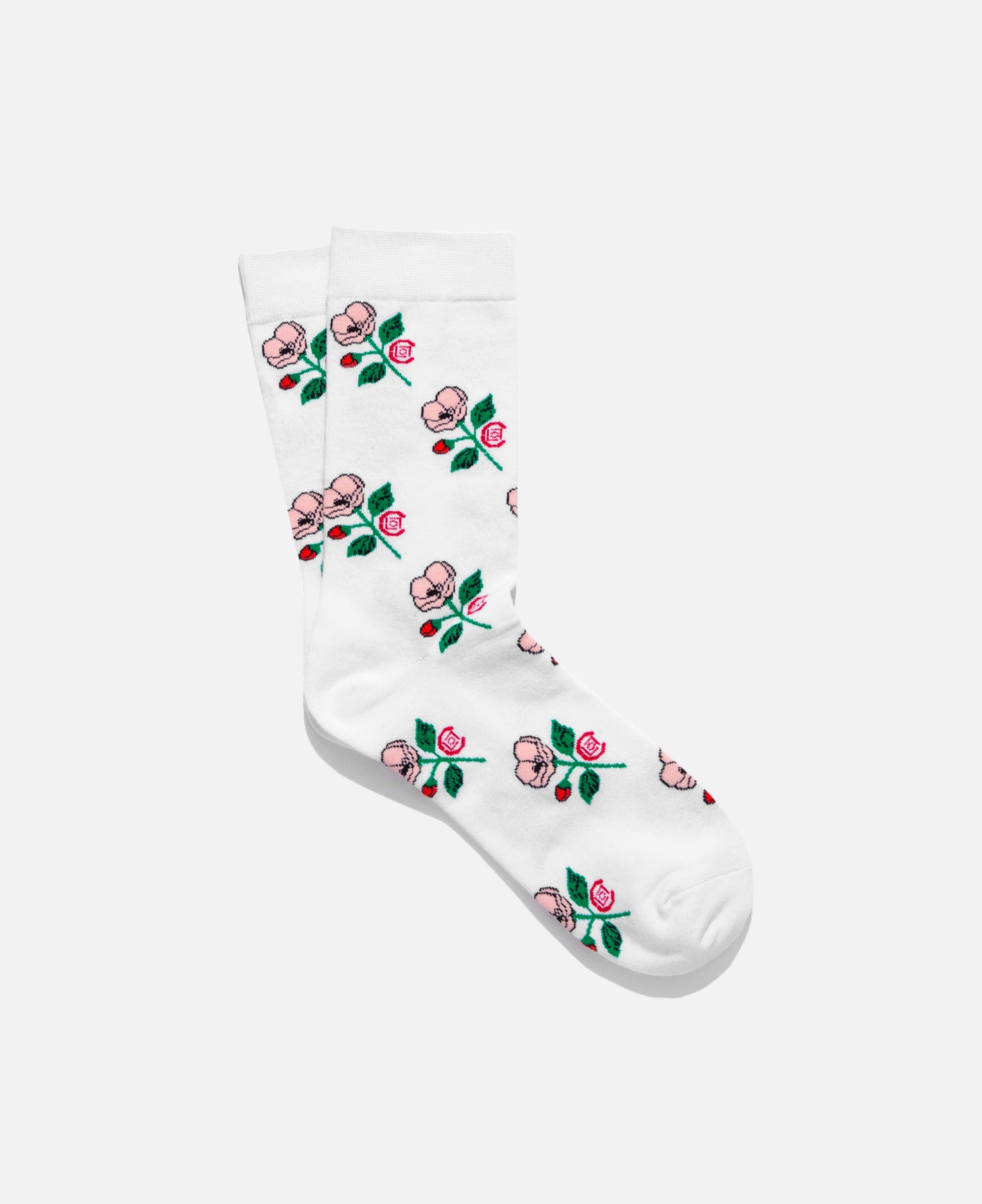 CLOT Hawaiian Flowers Socks 2 Pair Set (Multi)