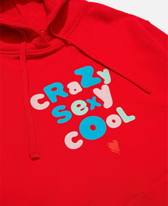 Crazy Sexy Cool Hoodie (Red)