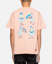 Dancing Hawaiian T-Shirt (Pink)