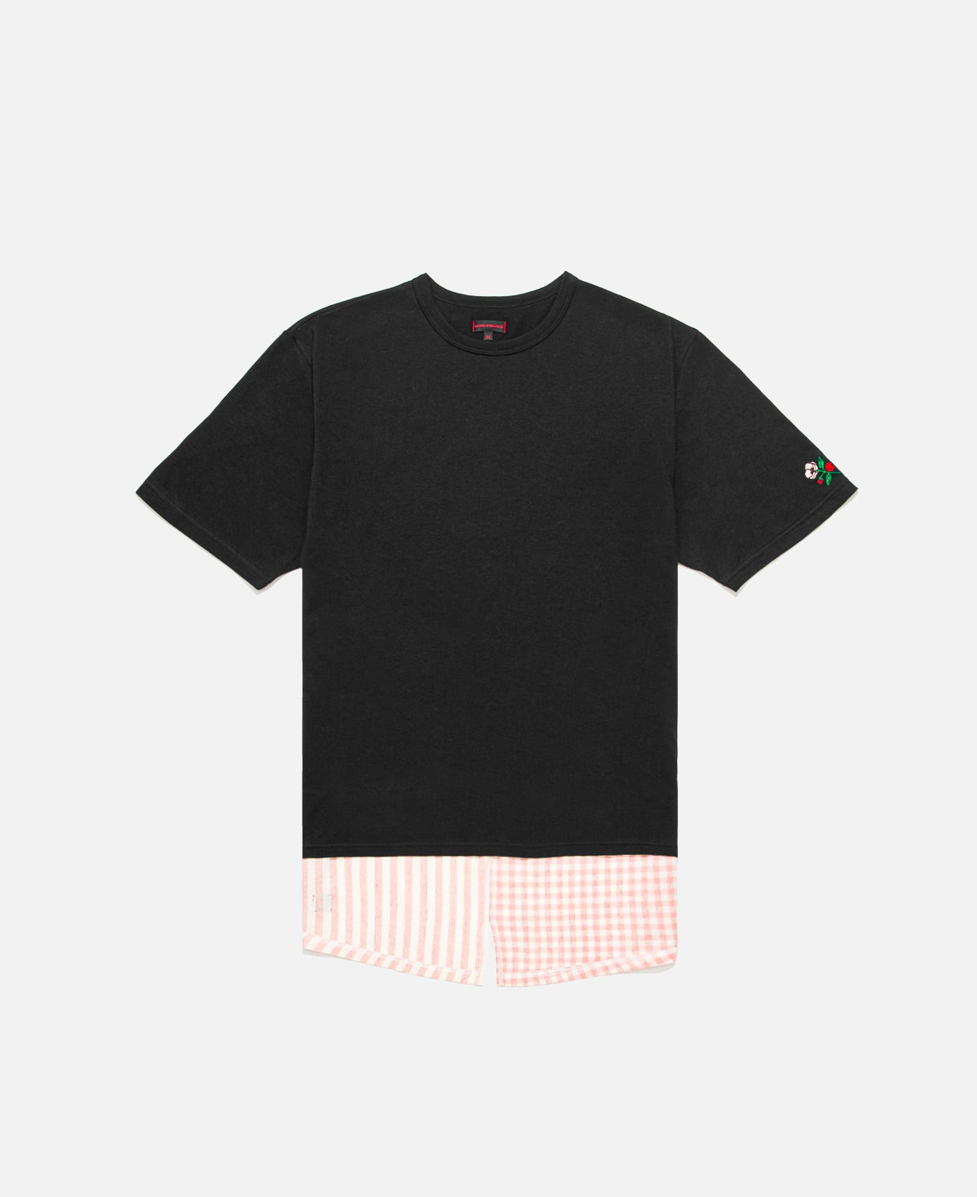 Fishtail T-Shirt (Black)