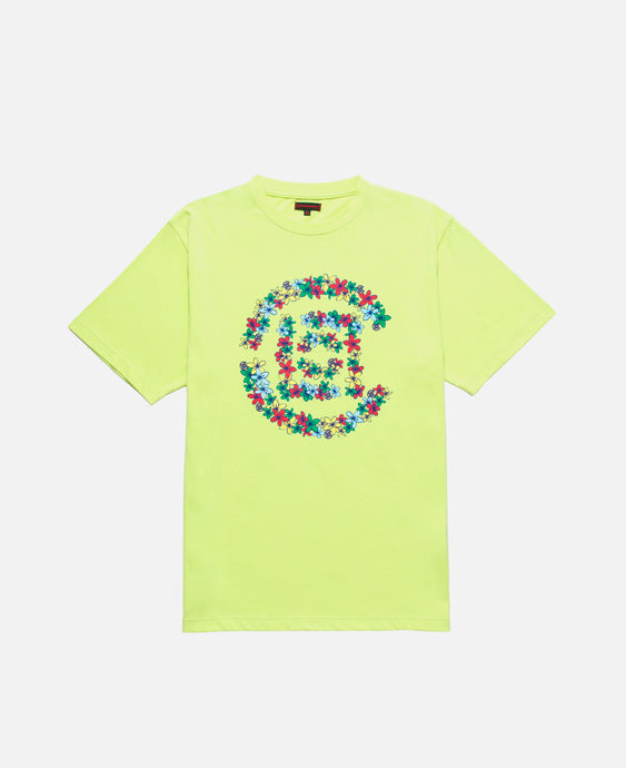 Flowers Logo T-Shirt (Green)