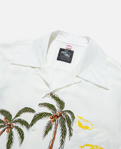Kona Bay Hawaii Shirt (White)