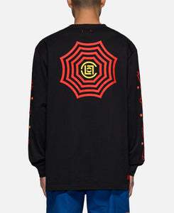 Moon & Sun L/S T-Shirt (Black)