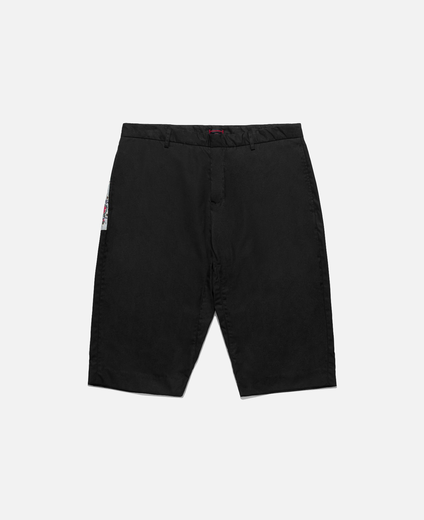 Tailored Shorts (Black)