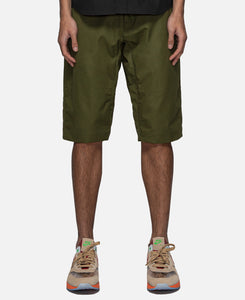 Tailored Shorts (Olive)