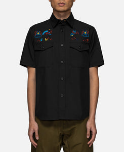 Worker Shirt (Black)