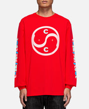 Crazy Sexy Cool L/S T-Shirt (Red)